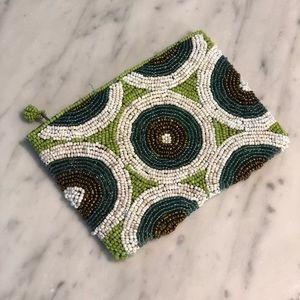 Beaded small purse